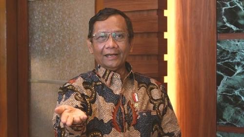 Soal Pasal Penghinaan Presiden dalam RUU KUHP, Mahfud Sindir Demokrat: Agak Ngawur!
