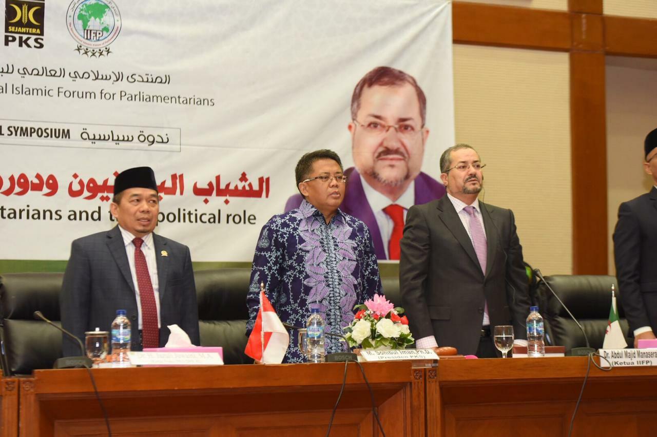 Presiden PKS: Indonesia Bertanggung Jawab atas Keberlangsungan Forum Anggota Parlemen Muslim Dunia