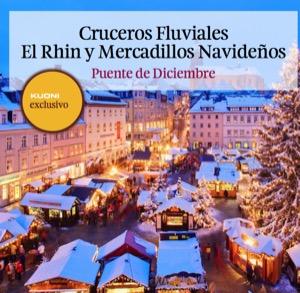Kuoni Cruceros y Navidad 2017-2018