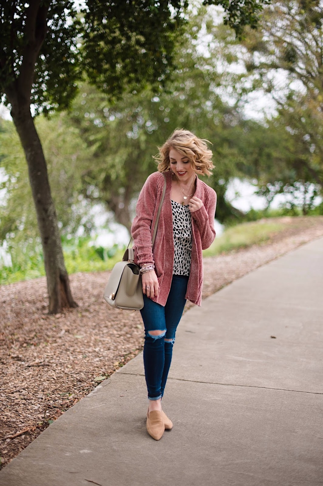 The Perfect Fall Outfit - Something Delightful Blog