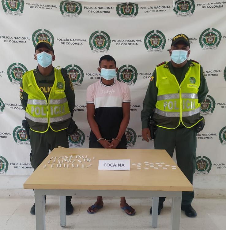 https://www.notasrosas.com/ En Riohacha: dos detenidos con estupefacientes, en sendos operativos
