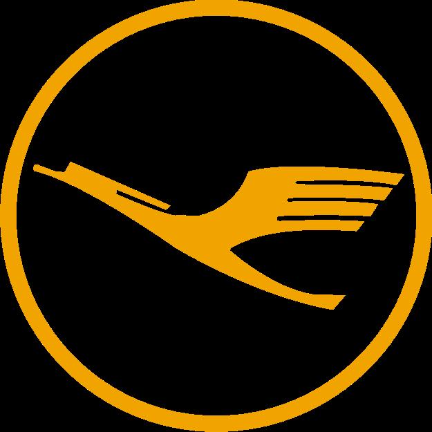 deutsche lufthansa logo free vector cdr logo lambang