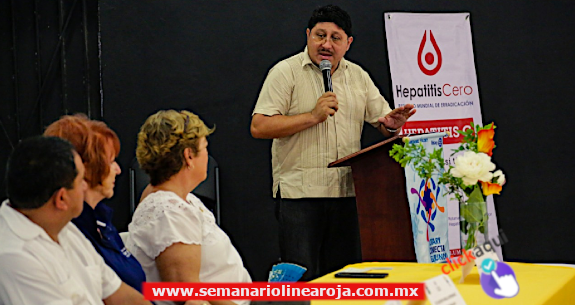 APLICARÁN PRUEBAS RÁPIDAS DE DETECCIÓN DE HEPATITIS 'C'