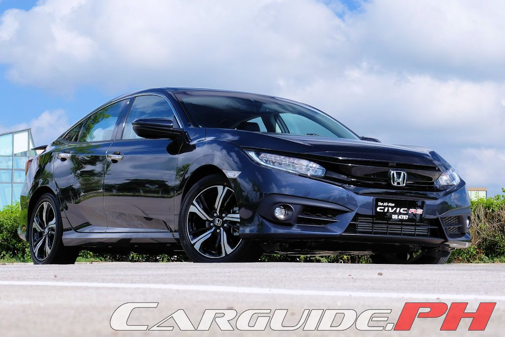 First Drive 2016 Honda Civic Rs Turbo Philippine Car