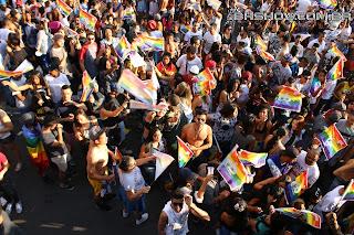 IMG 9933 - 13ª Parada do Orgulho LGBT Contagem reuniu milhares de pessoas