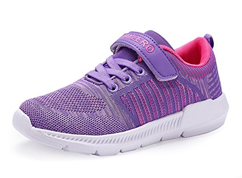 info for 337e7 021dc Athletic MAYZERO Kids Tennis Shoes Breathable Athletic Shoes Lightweight  Walking Running Shoes Fashion Sneakers for Boys and Girls
