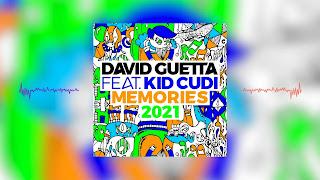 David Guetta - Memories ft. Kid Cudi (2021 #Remix)