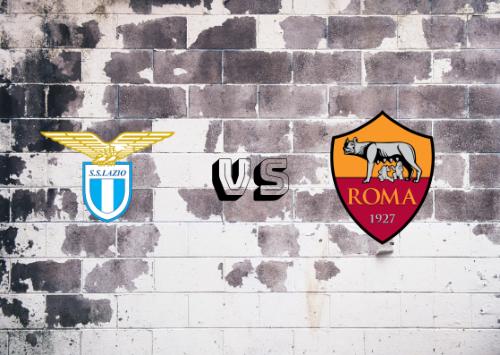 Lazio vs Roma  Resumen y Partido Completo