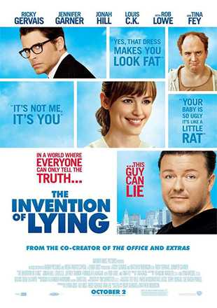 The Invention of Lying 2009 BRRip 720p Dual Audio In Hindi English