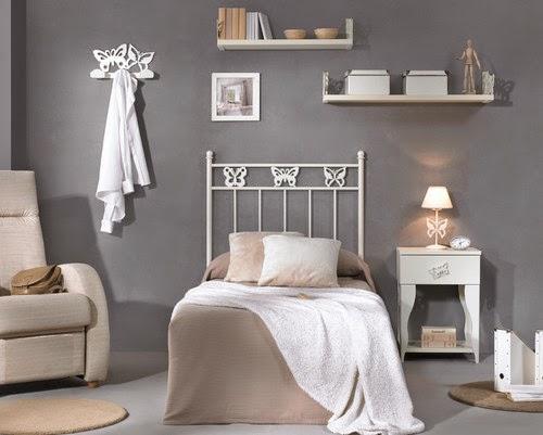 Cabeceros en forja y cama originales - Muebles originales madrid ...