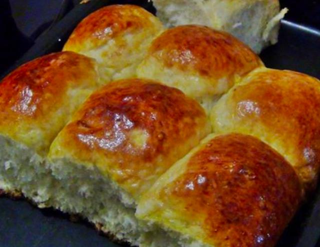 G1 Divino Sabor Pão de Batata Caseiro Fácil