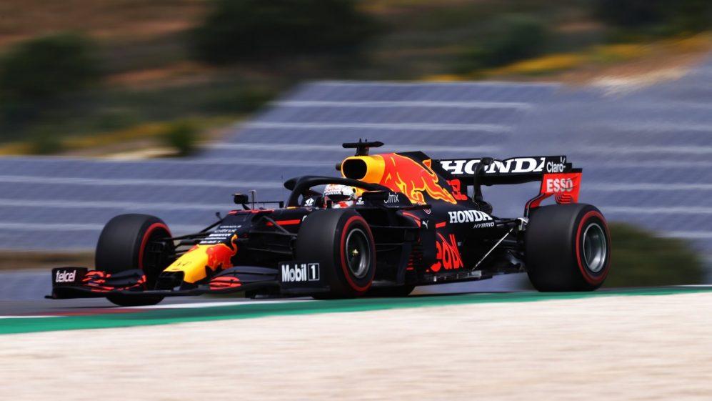 Verstappen lidera o treino final à frente de Hamilton, Perez e Bottas em Portimão