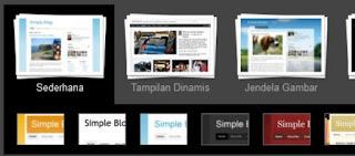 Template Bawaan Blogger Lebih SEO dan Mudah Diterima Google AdSense?