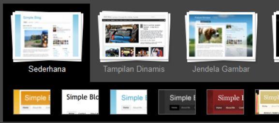Template Bawaan Blogger Lebih Baik, SEO, Aman, AdSense Ready, dari Template Pihak Ketiga
