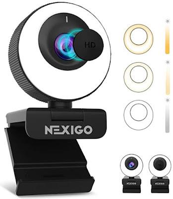 NexiGo N620E Webcam