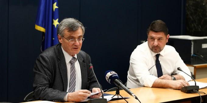 Γαλλικό Πρακτορείο: Ο σκληρός Νικ και ο ήπιος Τσιόδρας κρατούν τους Έλληνες ασφαλείς από τον κορωνοϊό