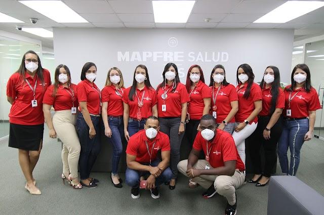 MAPFRE Salud ARS en el top 15 de las 100 Mejores Empresas para Trabajar en RD