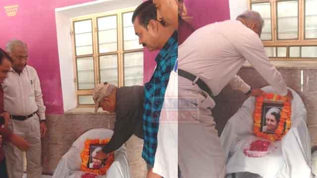 क्या श्रीमाधोपुर के कांग्रेसी कार्यकर्ताओं ने पटेल को बीजेपी का मान लिया है?