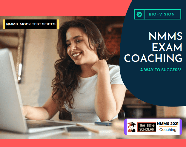 Mock Test Series : NMMS Scholarship Exam Coaching 2021 - Test 3 Science EM