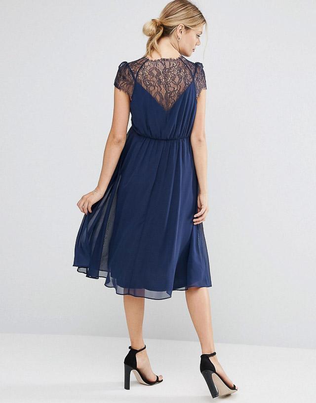 vestido emabarazada premama boda fiesta blog a todo confetti