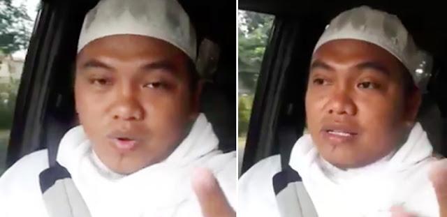 Siap Duel, Ustadz Buchori Wakili FPI Lawan Banser, Siapkan Tiket Pesawat