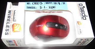 Wireless Mouse GSEDO Nano 1