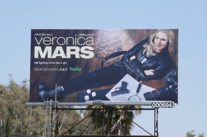 Veronica Mars season 4 billboard