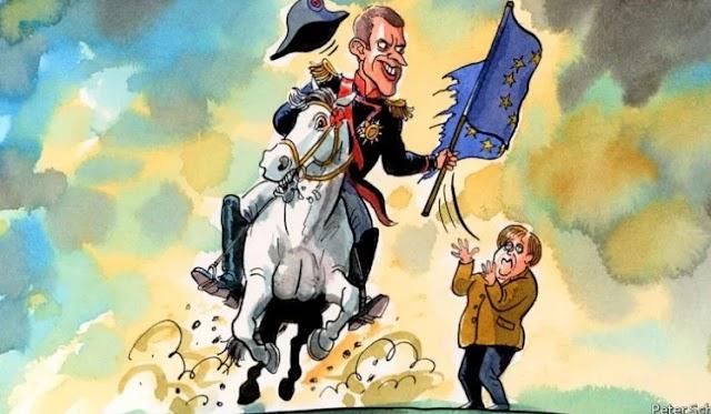 Η Γαλλία προτείνει την αποχώρηση της Γερμανίας από το ευρώ