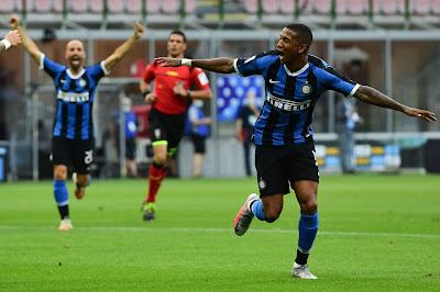 ملخص واهداف مباراة انتر ميلان وبريشيا (6-0) الدوري الايطالي