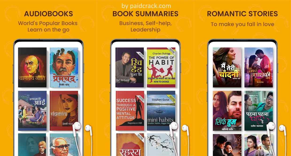 Kuku FM - Audio Books & Podcasts Mod Apk