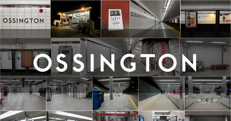 Ossington photo gallery