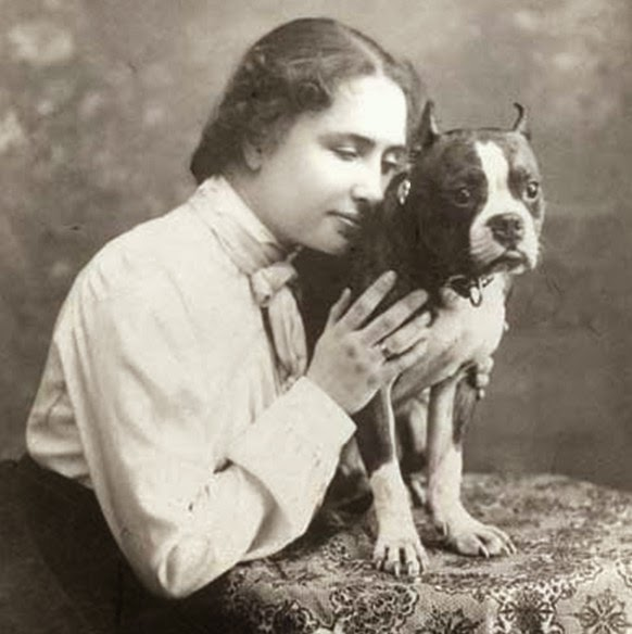 Helen Keller 1902