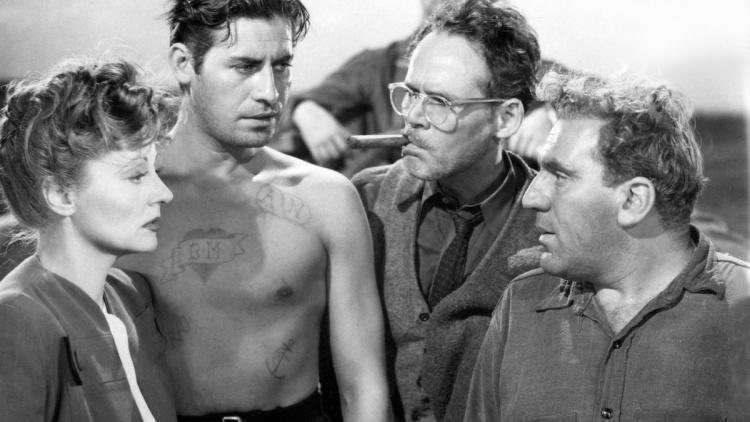 A Vintage Nerd, Vintage Blog, Old Hollywood Blog, Lifeboat Review, Classic Film Blog