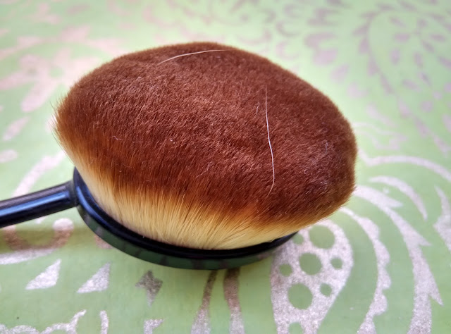 Wiseshe Oval Brush Review