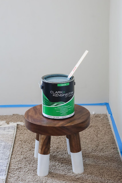 The PERFECT blue paint color for Dax's Room