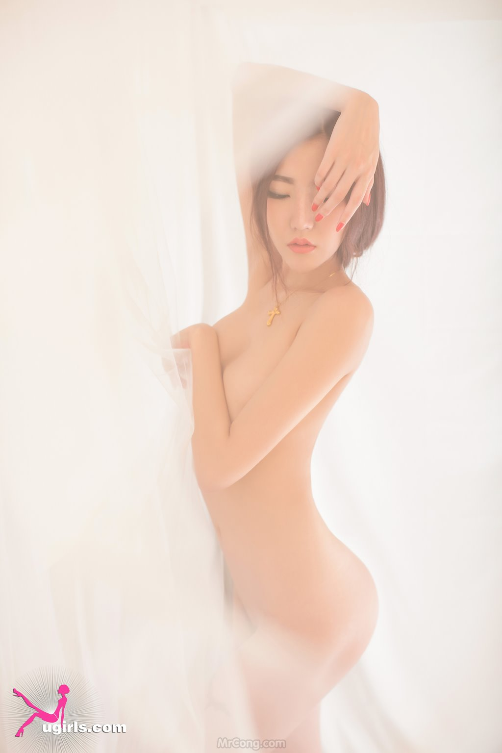 Người đẹp Guo Wan Qi (郭婉祈) khoe dáng sexy trong bộ ảnh UGIRLS 037