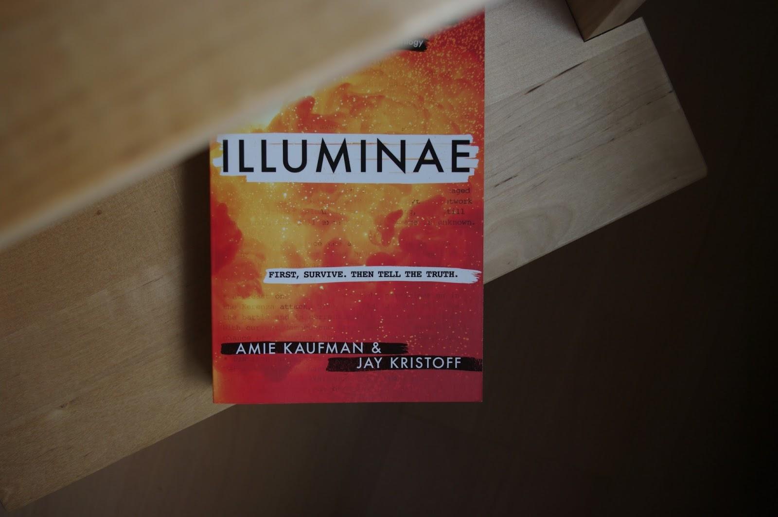 [Rezension] Illuminae - Jay Kristoff und Amie Kaufman