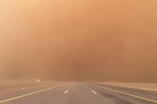 تعرف علي حالة الطقس في الرياض