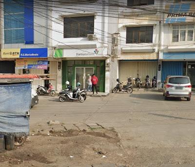 daftar lengkap alamat dan nomor telepon Kantor Bank Permata di Kota Bekasi dan Kabupaten Bekasi