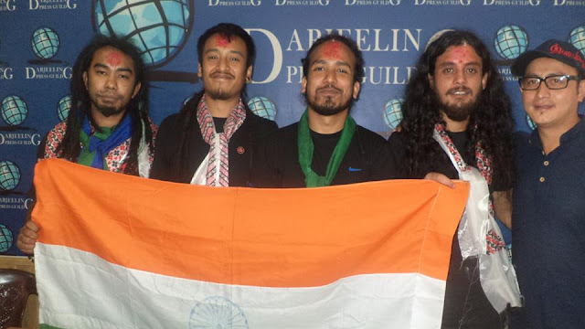 SYCORAX from ‪Darjeeling‬ to represent INDIA in GERMANY