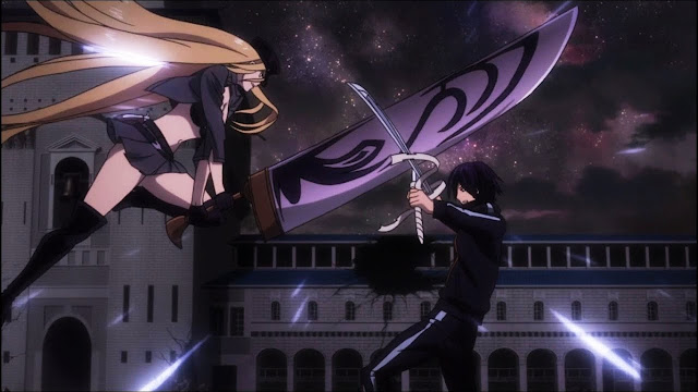 review anime noragami aragoto