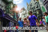 Universal Studios Orlando Discount Tickets