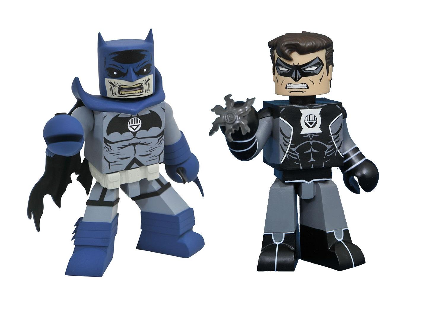 The Blot Says...: Walgreens Exclusive Black Lantern Batman & Green ...