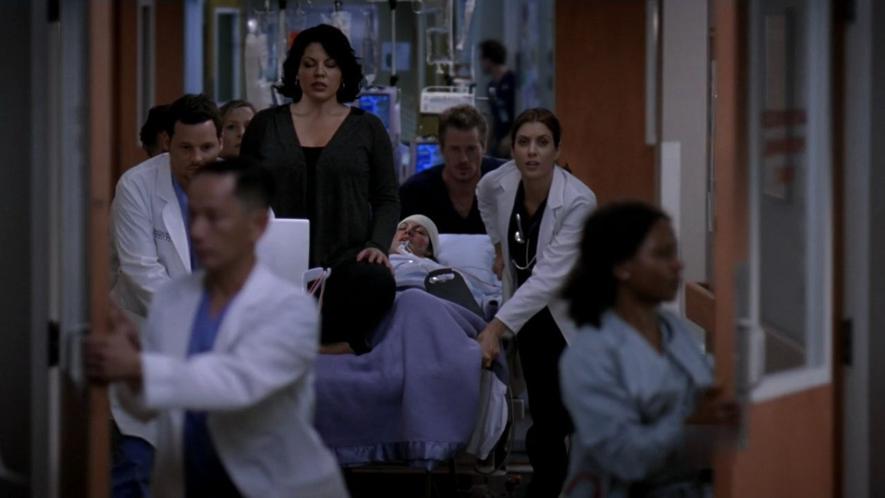 Grey's Anatomy 7x18 Music Event