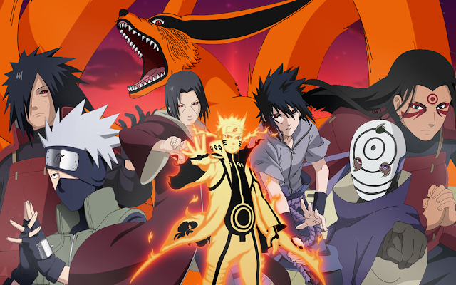 Naruto Shippuuden BD Batch (Episode 1 – 500) Full Subtitle Indonesia