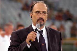 Genoa Roma cronaca Carlo Zampa Serie A telecronisti tifosi video