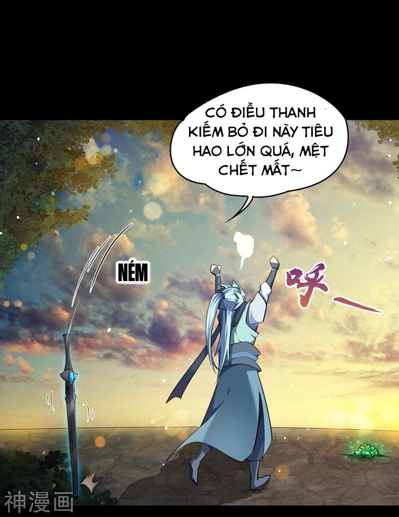 Thanh Đế Truyện chap 53 - Trang 51