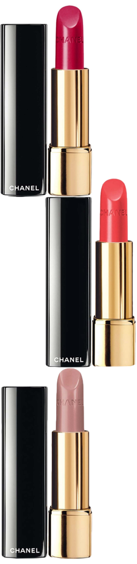CHANEL ROUGE ALLURE LUMINOUS INTENSE LIP COLOUR (sold separately)