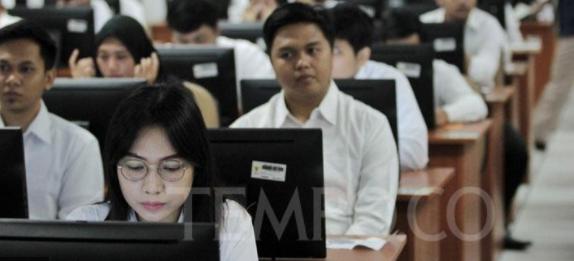 Belajar Digital Contoh Soal Seleksi Test Pppk Guru Tahun 2021