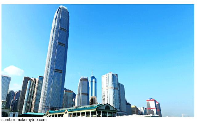 Sky 100 hongkong